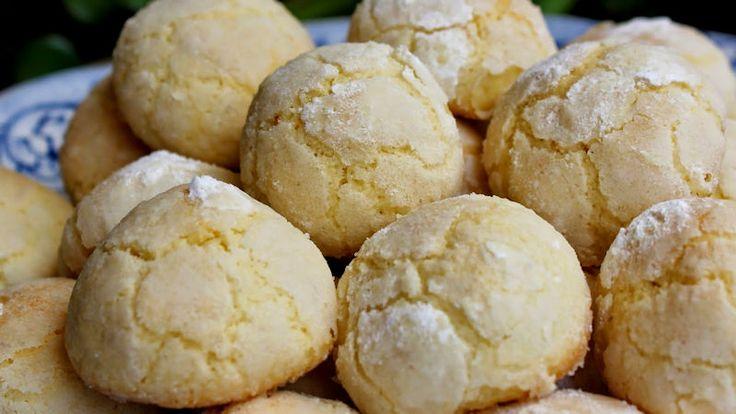 Biscotti al limone morbidi - Ricette Bimby