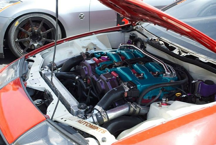 cleanest zx engine bay zx fairlady  nissan zx twin turbo nissan