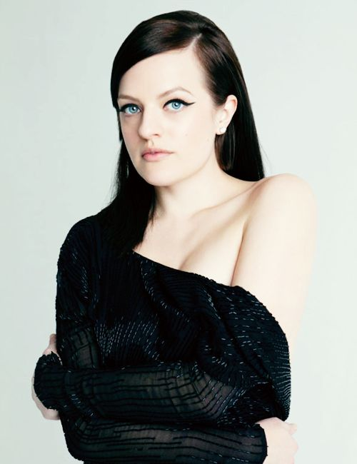 Elisabeth Moss for BELLO Magazine (April 2014)