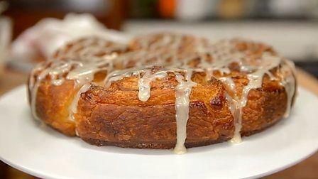 Cinnamon rolls recipe from BBC Food Recipes