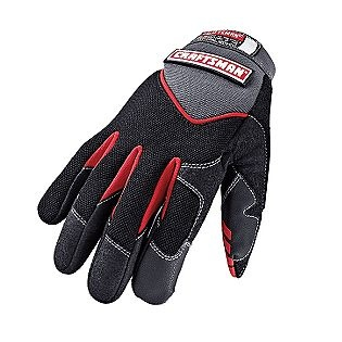 Craftsman -Black Mechanics Gloves, Extra Large      Craftsman  Black Mechanics Gloves, Extra Large   Sears#  00947554000 | Model#47554   Reg Price: $19.99 Savings: $10.00   $9.99