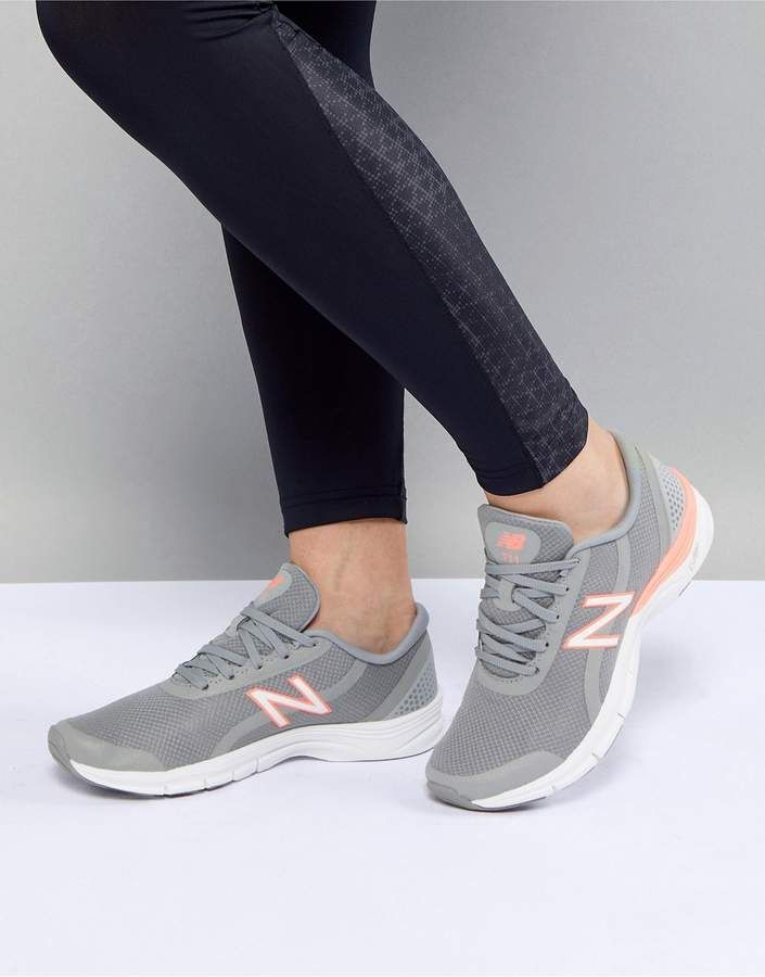 New Balance Training 711 Trainers In Grey