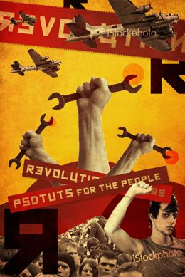 Create a Constructivist Inspired Poster   Psdtuts+