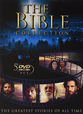 The Bible Collection 5 DVD Set - Jeremiah, Solomon, Paul the Apostle, The Apocalypse & Jesus