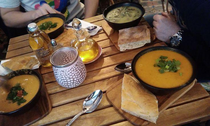 Franz Soupmarine - Vegetarische und vegane Suppenbar in Heidelberg
