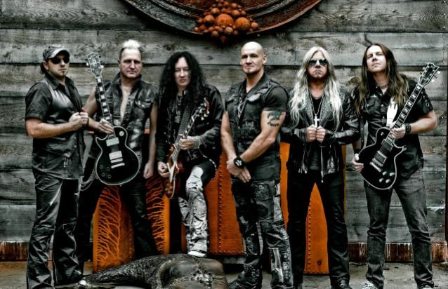 "NEWS: The metal band, Primal Fear, have announced a European tour, called the ""Ruling Europe 2016 Tour,"" for February. Brainstorm and Striker will support the tour, as support. Details at http://digtb.us/1MHlveV"