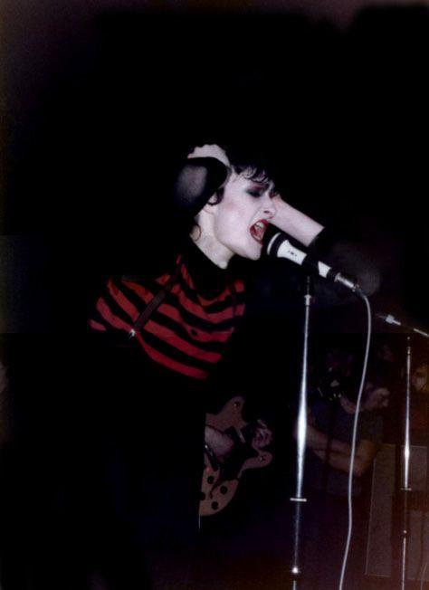 Siouxsie Sioux, 1976