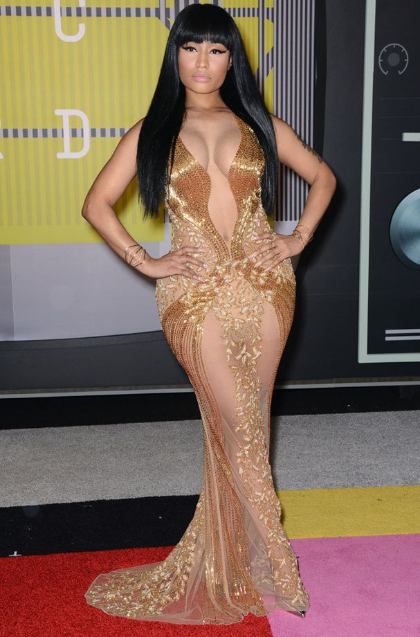 Nicki Minaj aux MTV Video Music Awards 2015