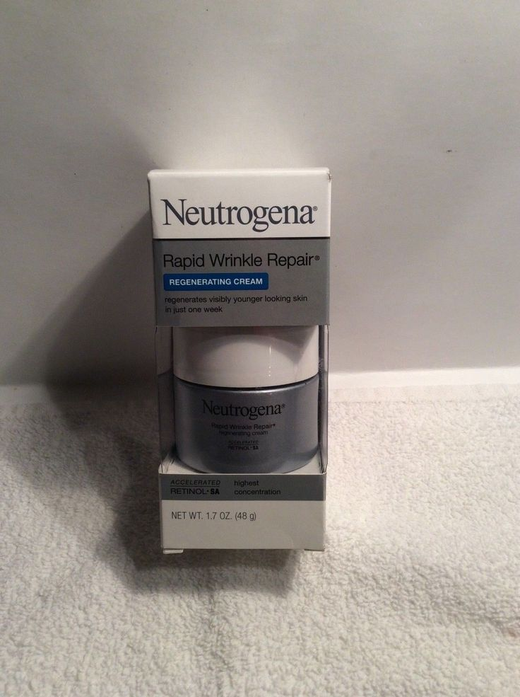Item specifics    									 			Condition:  												 																	 															  															 															 																New: A brand-new, unused, unopened, undamaged item (including handmade items). See the seller's  																  																		... - #SkinCare https://lastreviews.net/health-beauty/skin-care/neutrogena-rapid-wrinkle-repair-regenerating-cream-1-7-oz/