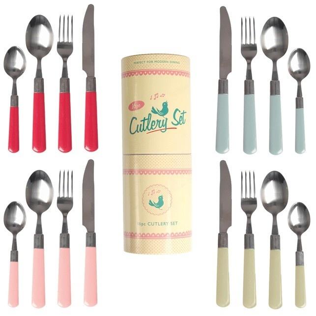 16 Piece Pantry Cutlery Set via Lark (www.larkmade.com.au)