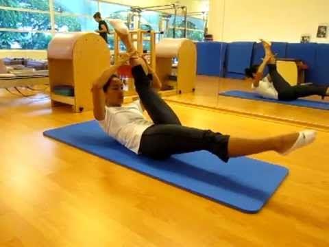 True Pilates Singapore - Stomach Series matwork (Series of Five)