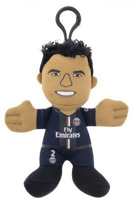 Mini-Poupluche Thiago Silva 10 cm - Paris Saint-Germain - Saison 2014/15 - 10,00 €