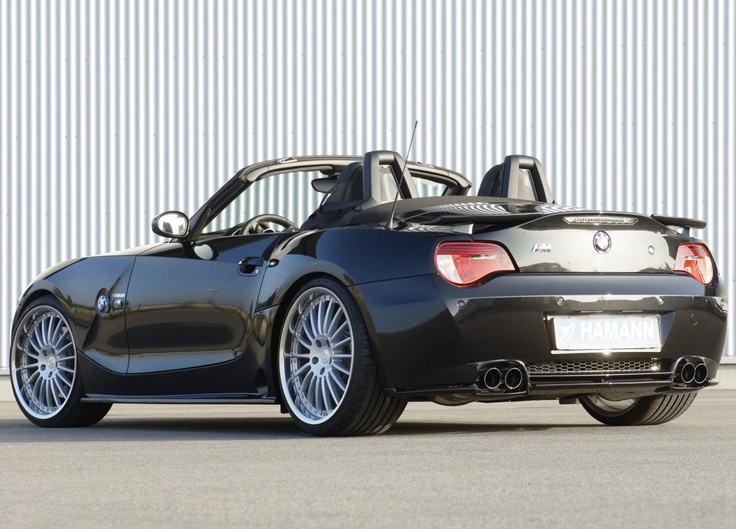 2006 Hamann BMW Z4 M Roadster   M Car Dream   Pinterest   Bmw z4 ...