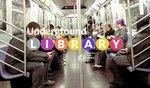 The Underground Library on Vimeo New Yorkers will be given a free digital book sample to read on their way to work. Once finished they will be informed of the closest libraries so they could finish their story.
