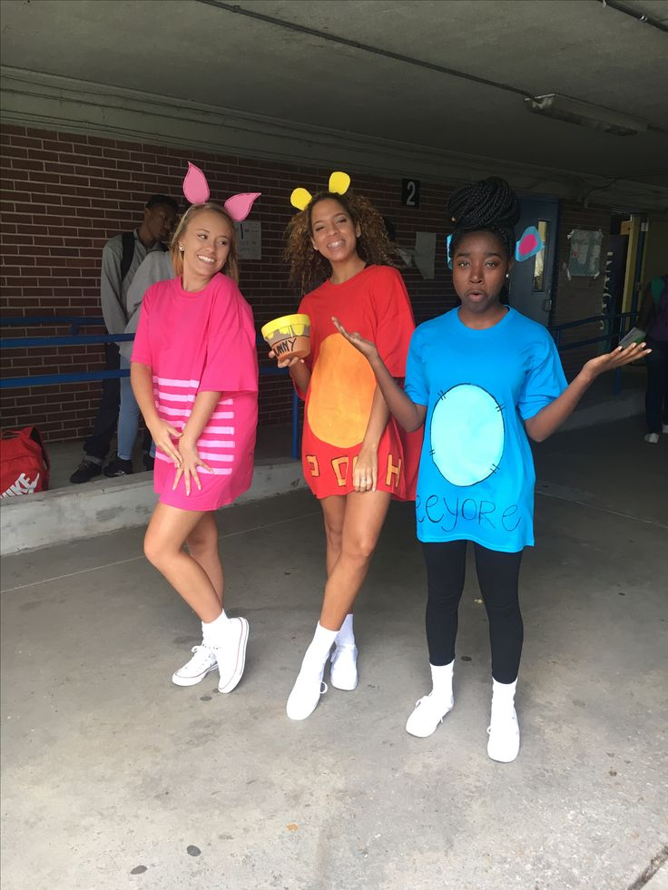Character Day during homecoming week