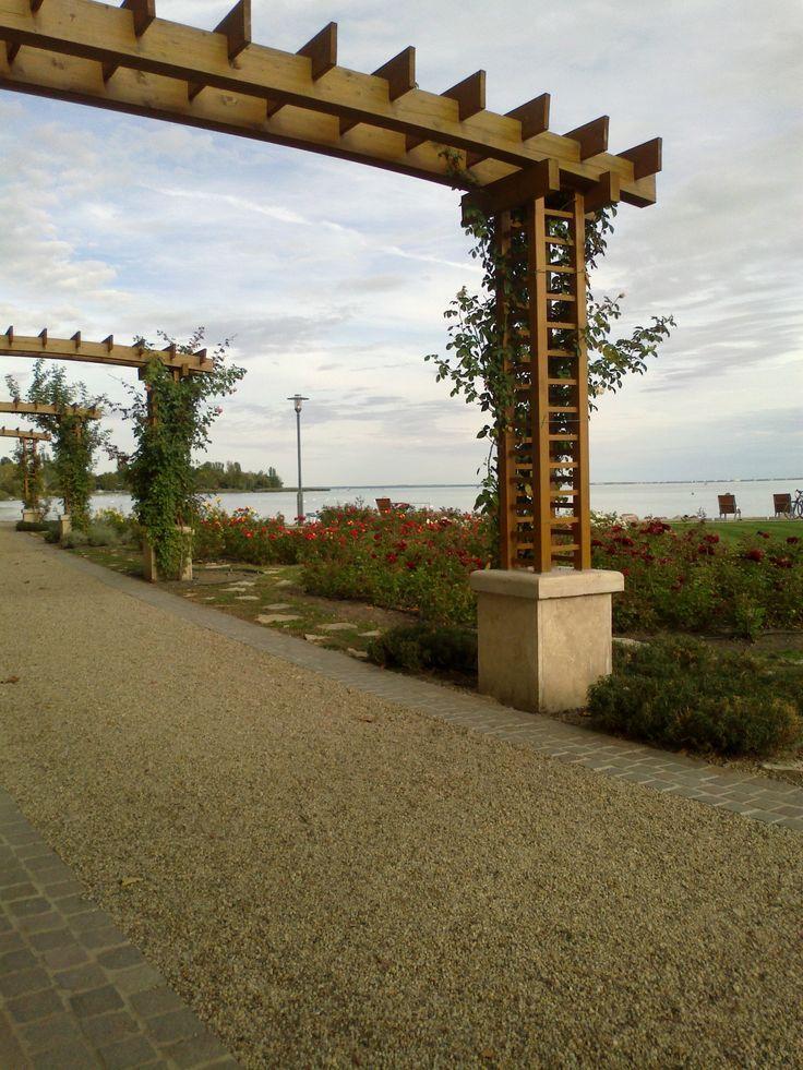 Balaton legszebb városa.