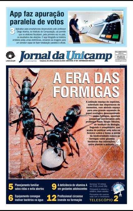 A Era das Formigas. Formigas ganham importância com extinção maciça de espécies. Insetos assumem protagonismo como herdeiros das interações entre plantas e animais