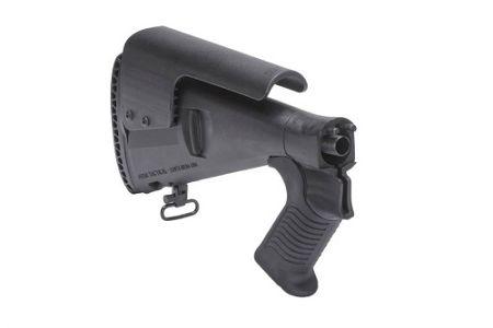 Mesa Tactical 94710 - Urbino Stock w/ Limbsaver Butt pad & Cheek Riser - Mossberg 930