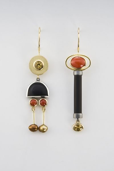 Incredibly a pair of earrings by Janis Kerman – Tap the link Now to get access to our uniqu…