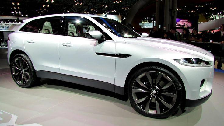 2015 Jaguar CX-17 SUV - Exterior Walkaround - 2014 New York Auto Show  https://plus.google.com/u/0/communities/115253098113630492394