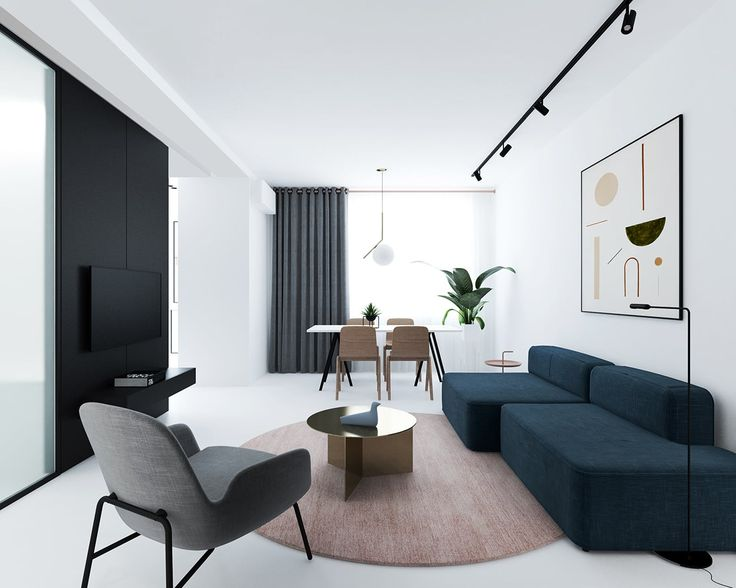 Mproject is a 72 sq.m Interior Design work by architects Emil Dervish and Lera Brumina located in Mosсow, Russia.