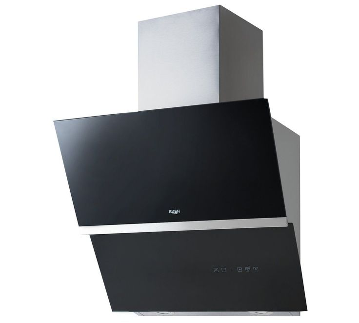 Buy Bush BTCH60X Cooker Hood - Stainless Steel at Argos.co.uk, visit Argos.co.uk to shop online for Cooker hoods, Built-in integrated appliances, Large kitchen appliances, Home and garden #HomeAppliancesStainlessSteel