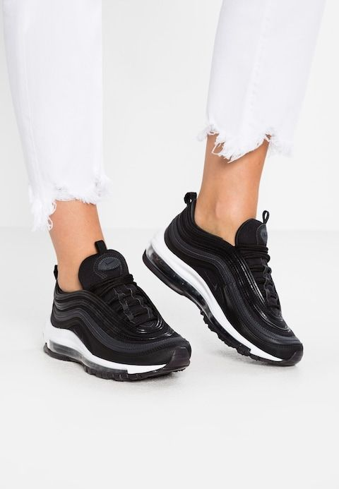 buy popular 00b5a de935 Nike Sportswear AIR MAX 97 - Sneakers basse - black oil grey anthracite