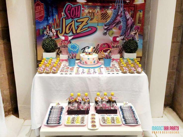 Jaz's Soy luna party | CatchMyParty.com