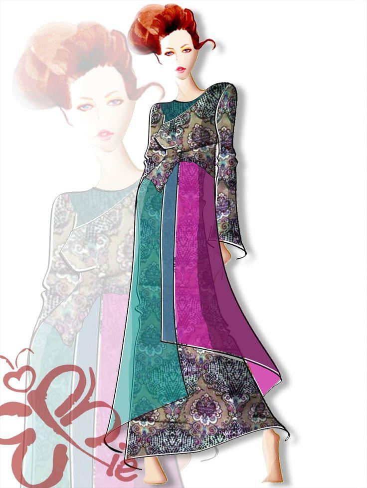 Islamic fashion design