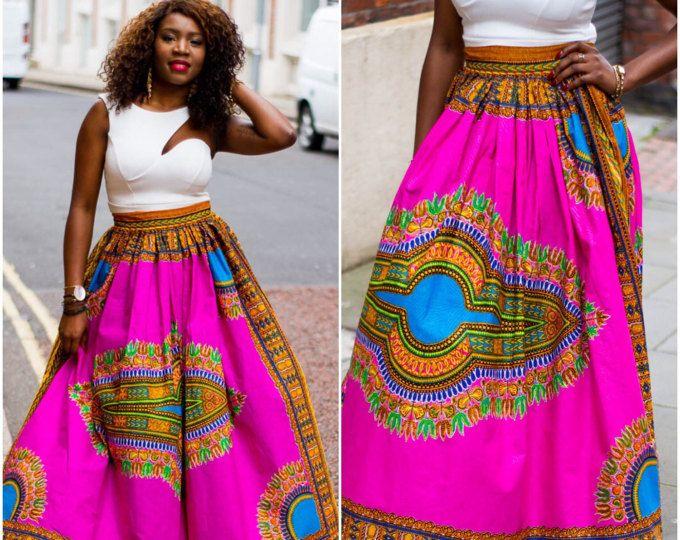 25+ Best Ideas About African Print Skirt On Pinterest