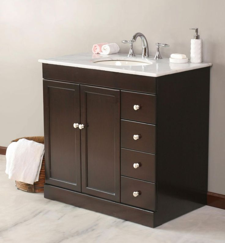 25 Best Ideas About 42 Inch Bathroom Vanity On Pinterest 42 Inch Vanity Bathroom Vanity With