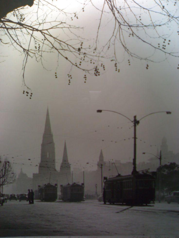 Melbourne, Australia (c1955)