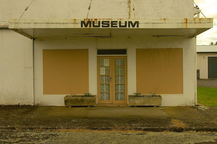Sara McIntyre, Ohura Museum, Open by appointment, March 2015