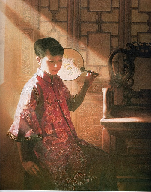 ZHU Yi Yong     Chinese painting are a wonderful part of Chinese culture.