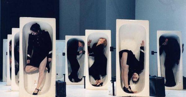 Macbath 1988 Gottfr - Macbath 1988 Gottfried Helnwein www.facebook.com/... --- #Theaterkompass #Theater #Theatre #Schauspiel #Tanztheater #Ballett #Oper #Musiktheater #Bühnenbau #Bühnenbild #Scénographie #Bühne #Stage #Set