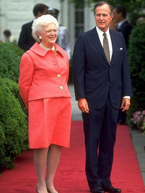 First Lady Barbara Bush: 1989-1993