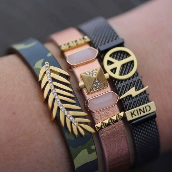 Gorgeous meaning behind the middle Keeper – a strong foundation flanked by unconditional love. We love it for someone venturing out into the world for the first time! Thanks for sharing, @collectivearmcandy! #keepcollective #ikeephapp