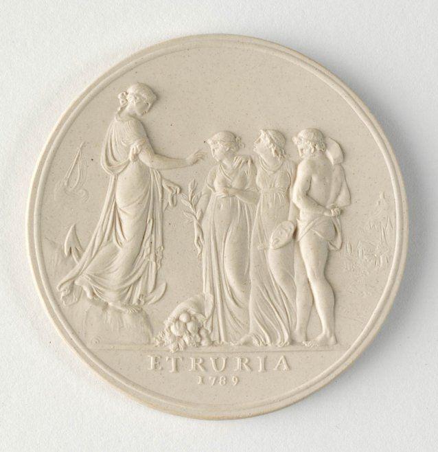Sydney Cove medallion, 1789 by Josiah Wedgwood