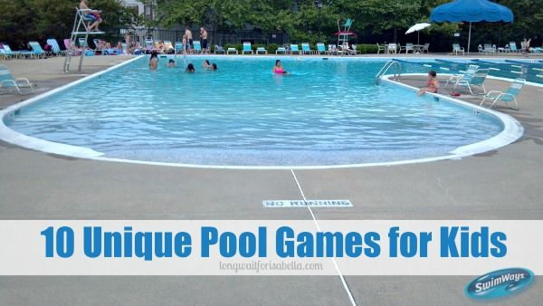 1000 Ideas About Pool Games Kids On Pinterest Pool