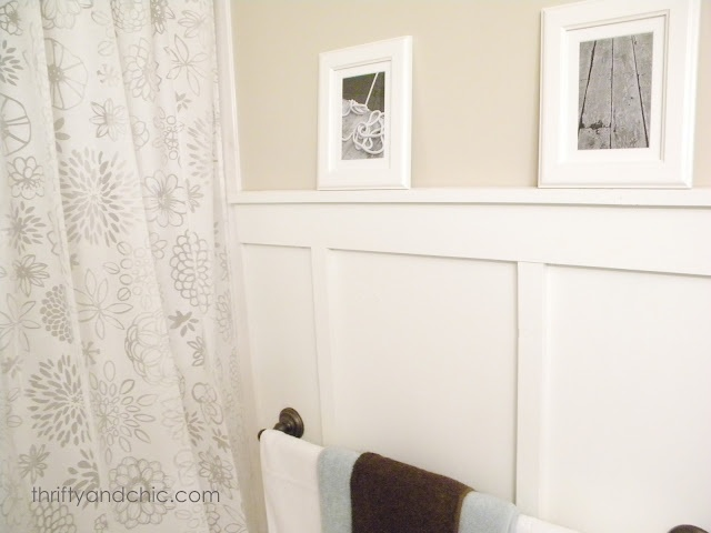 18 best foyer molding ideas images on pinterest for Cheap bathroom wall ideas