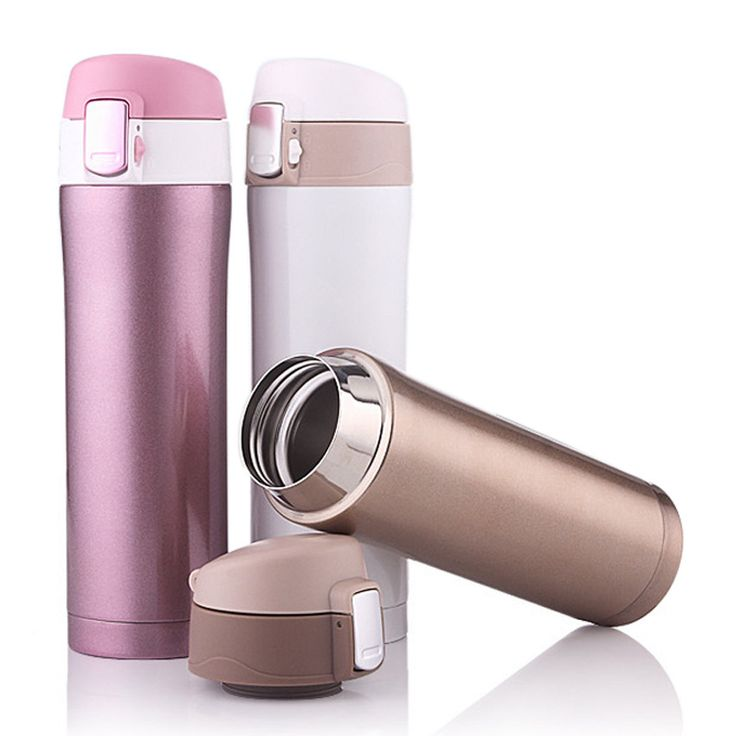 Thermos CupThermo Mug Vacuum Cup 304 Stainless Steel Thermocup insulated Mug 450ML Thermal Bottle Thermoses vacuum flask Cups