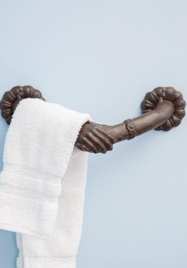 Best 25 Hand towel holders ideas on Pinterest  Bathroom