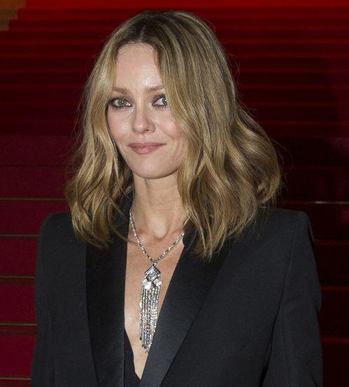 Vanessa Paradis en Chanel à Cannes