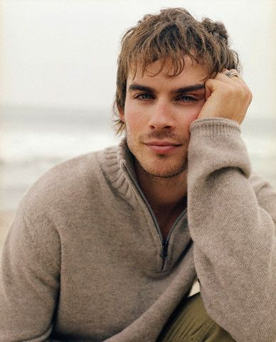 Ian Somerhalder ... so in love with this guy!