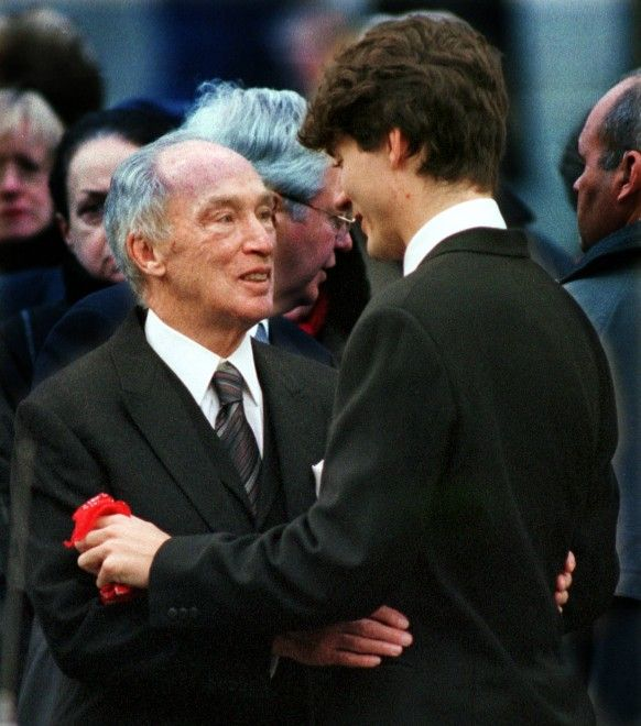 Justin and Pierre Trudeau - Google Search