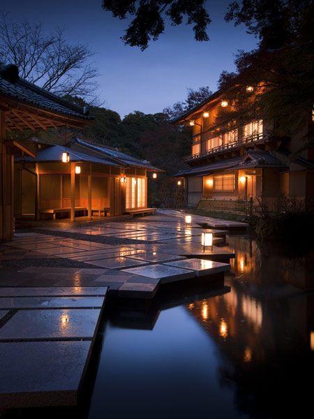 星のや 京都  竹富島のほうにも行ってみたいな