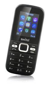 Mobiltelefon M102D Classico mit Kamera, FM Radio + Taschenlampe