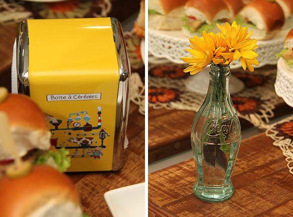 Festa do Sanduiche Porta Guardanapo Morph Como organizar festas