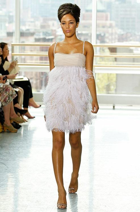 Rivini short wedding dress, Spring 2013