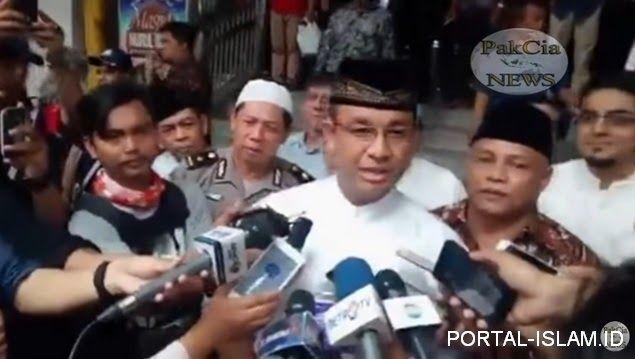 Anies Baswedan Lolos dari Maut, Polisi Ungkap Keanehan Lift Blok M Square yang Jatuh